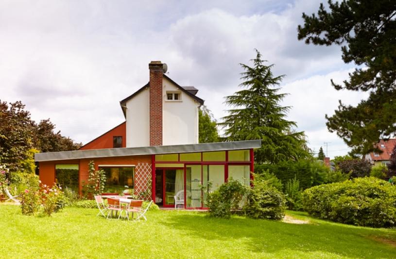 Maison M_Extension