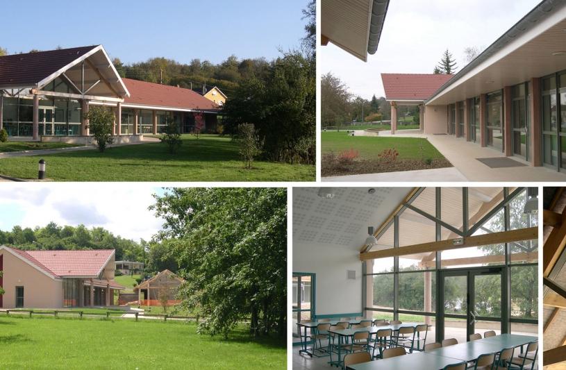 Patrick bureau ordre des architectes for Construction de maison rurale