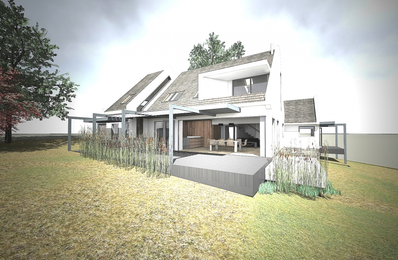 renovation/extension à Baden