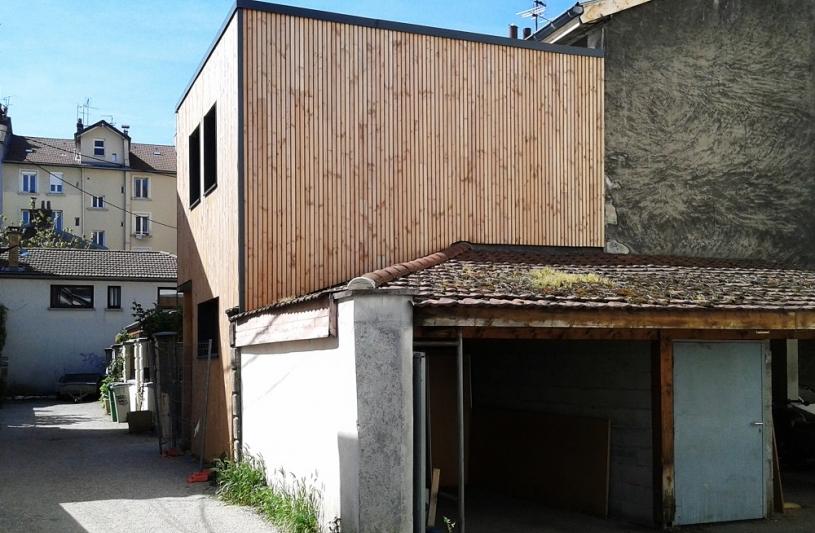 Julien chezel architecte maitre d 39 oeuvre ordre des for Maitre d oeuvre architecte