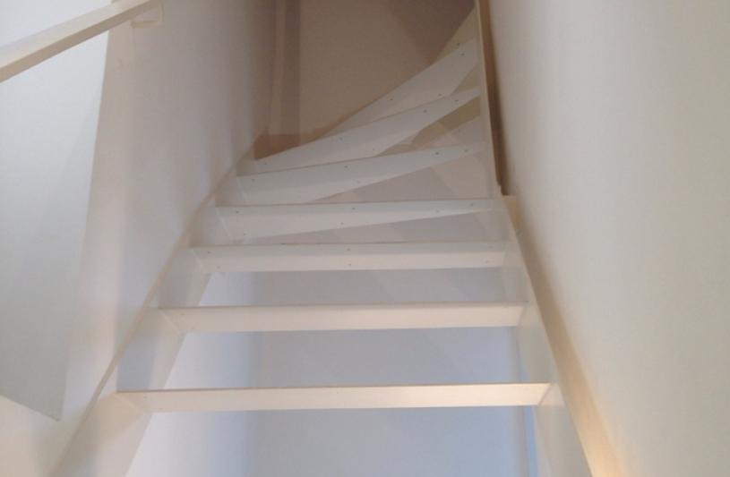 Mylene DUQUENOY Md architecte 06 Nice Vence architecture interieur contemporaine escalier