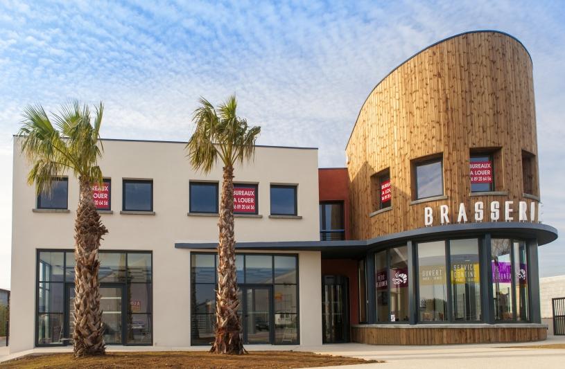 Leonard Architecture Brasserie Plaisance