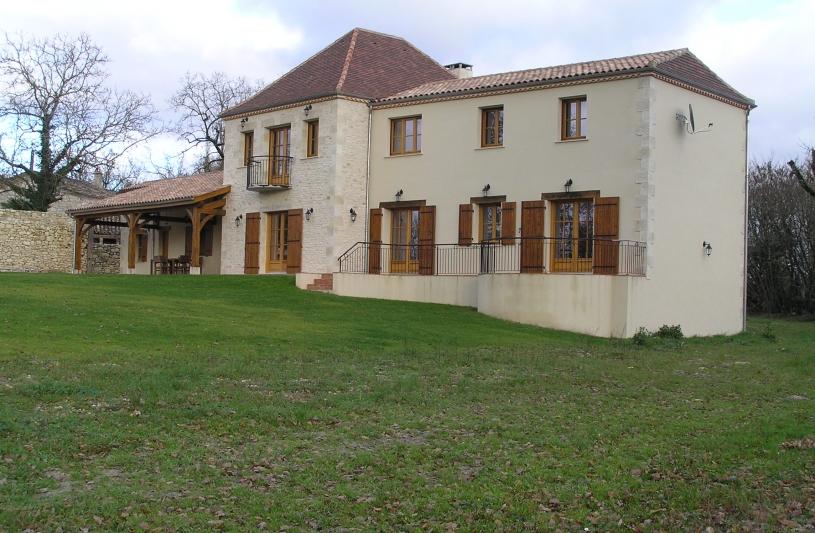 Maison individuelle - traditionnelle - Lot-et-Garonne