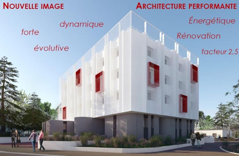 Atria architectes auxerre yonne ordre des architectes - Office auxerrois de l habitat auxerre ...