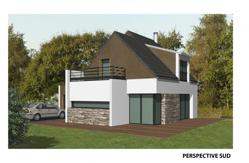 Architecture tommy martin ordre des architectes for Projet maison individuelle