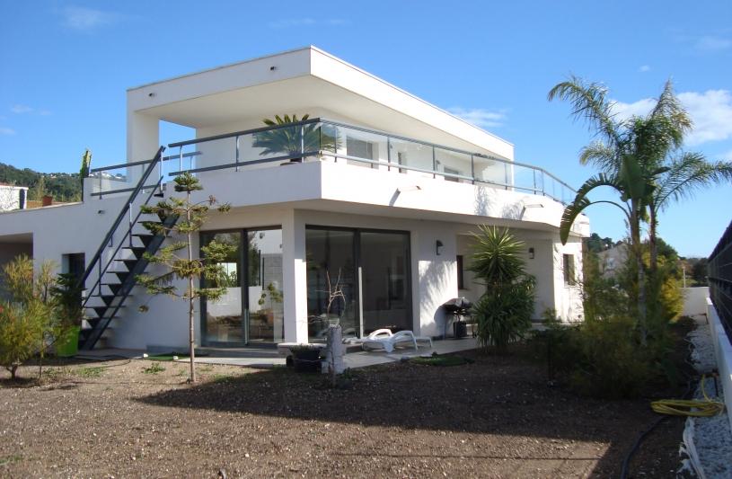 villa contemporaine Carqueiranne