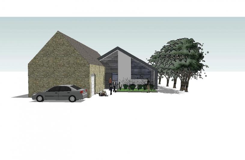 Atelier klm architecture ordre des architectes for Projet maison neuf