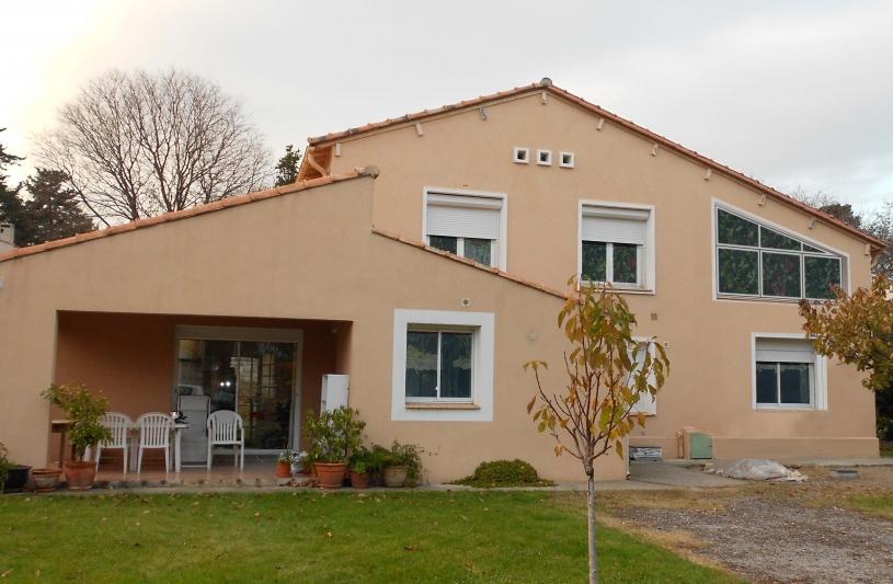 Aah atelier d 39 architecture hestia ordre des architectes for Agrandissement maison individuelle