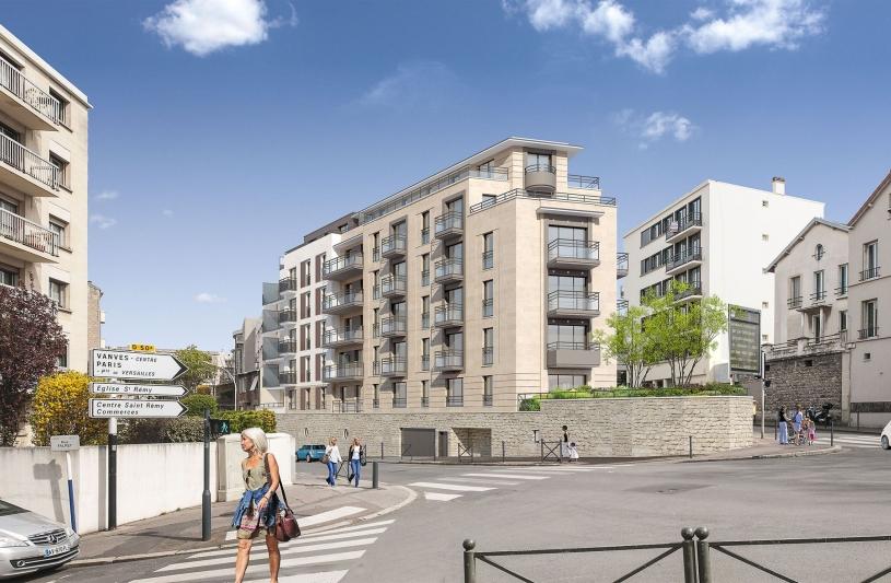 Cabinet leroy architecte d p l g urbaniste croissy sur for Cabinet architecte