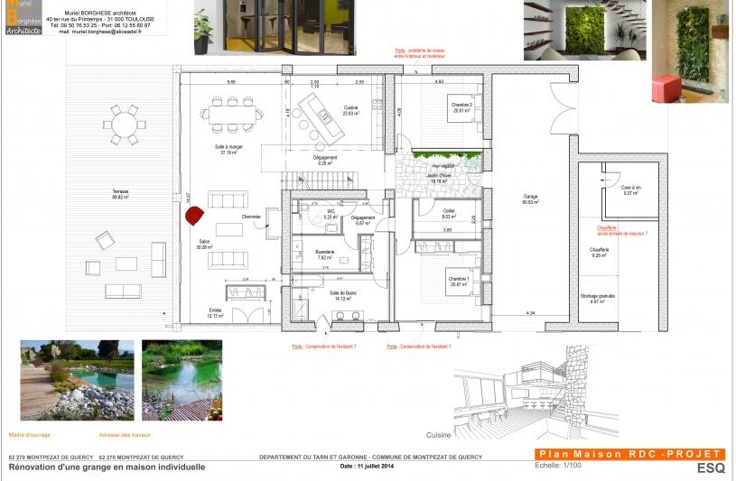 m b architecte toulouse haute garonne ordre des architectes. Black Bedroom Furniture Sets. Home Design Ideas