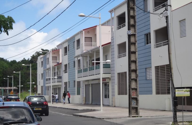 Logements sociaux Guadeloupe Sikoa