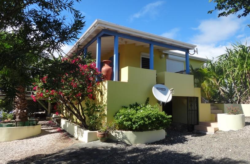 Villa aux Antilles (Guadeloupe, Saint Martin)