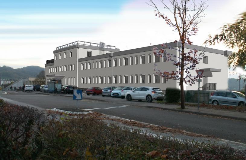 Rénovation Des Services De l'Education Nationale (DSDEN)