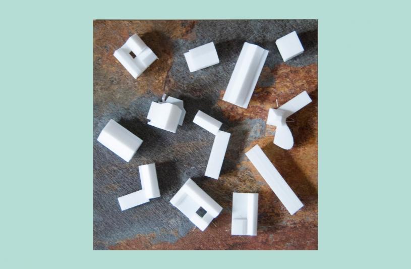Maquettes Volumétriques ( UN1ON )