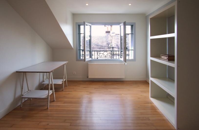 Rénovation thermique d'une maison d'habitation