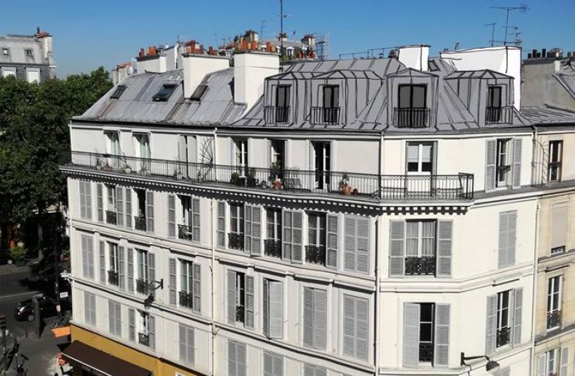 surélévation Paris 11