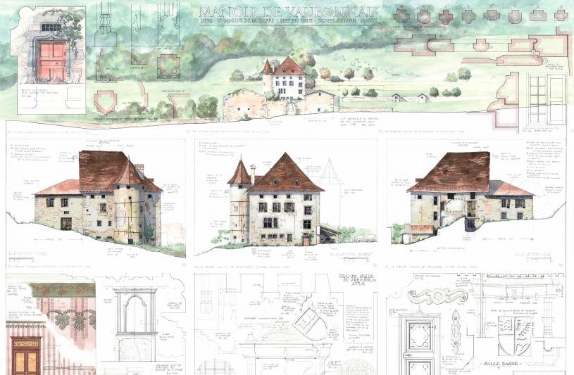 olivier salmon architecte dplg architecte en chef des monuments historiques bordeaux. Black Bedroom Furniture Sets. Home Design Ideas