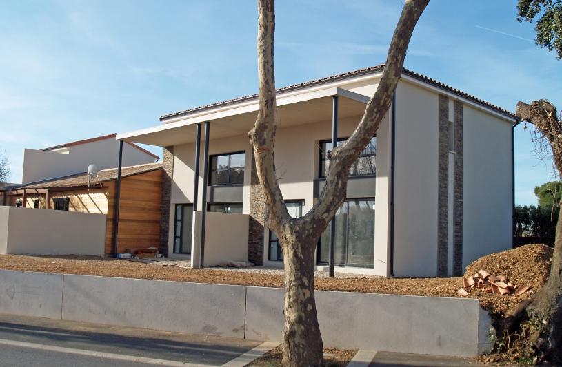 Pérols Auguet Architecte Montpellier Maison individuelle