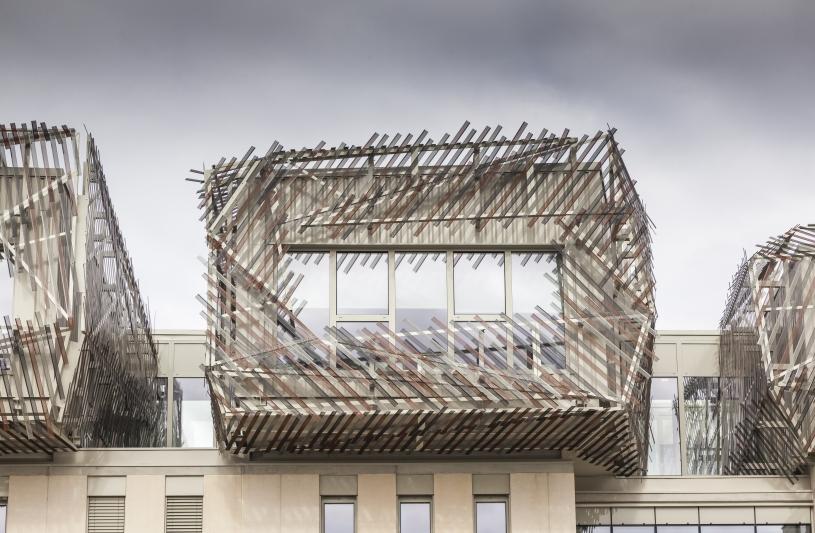 Agence d 39 architecture letellier architectes toulouse - Chambre d agriculture haute garonne ...
