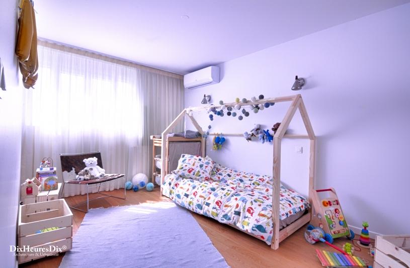 Chambre de jeune enfant