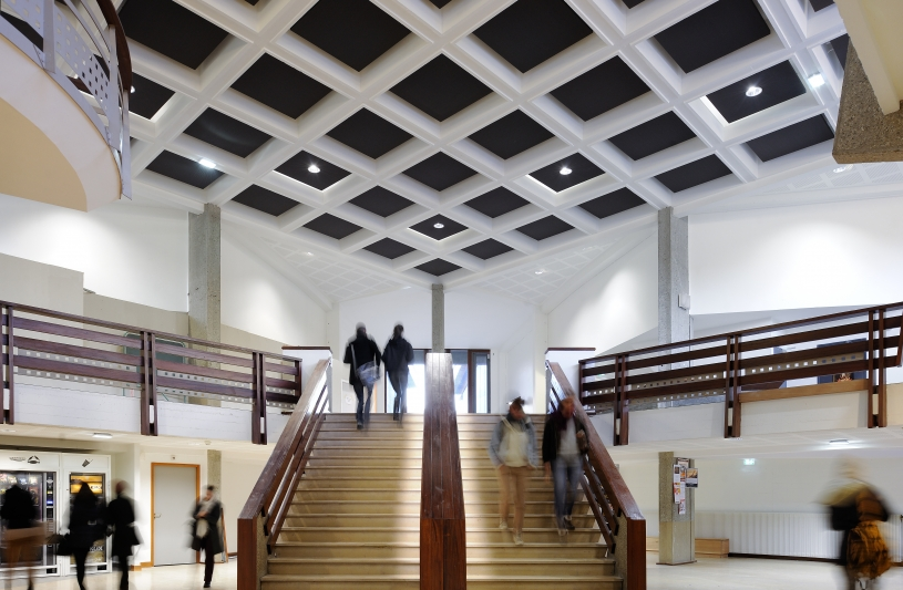Hall amphithéâtres univsersité Stendhal - UGA