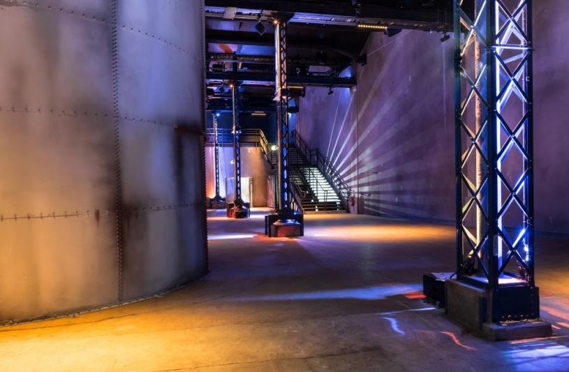 Atelier des Lumières - Atelier Silhouette Urbaine - ASUr