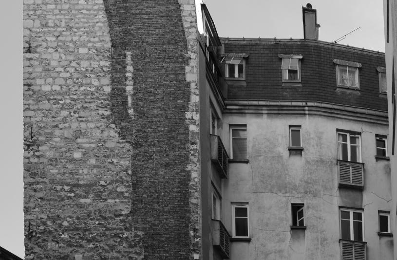 Restauration et isolation des murs pignons