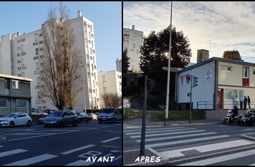 AVANT / APRES