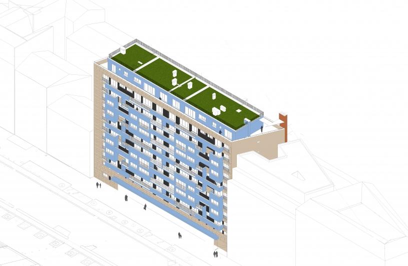 Rénovation thermique des façades et toitures