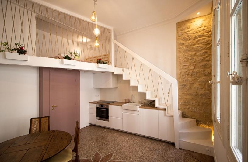 rénovation par studio jaouen architectures