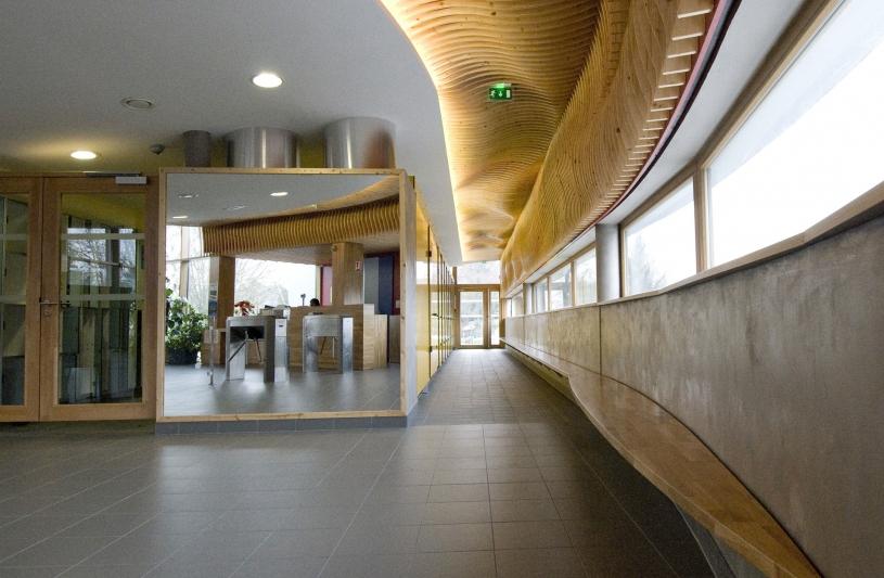Coût de construction: 2,5M€ H.T. - SHON: 270+870 m2