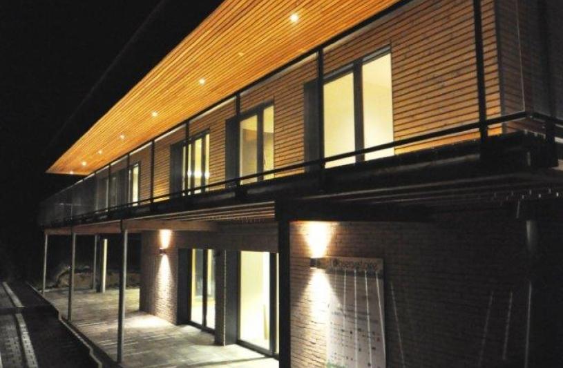 maison positive de 220 m2 avec un gain de 5 KwH/m2/an