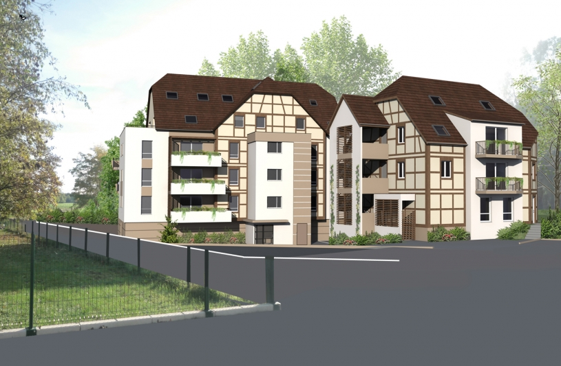 PROJET DE 2 RESIDENCES COLLECTIVES