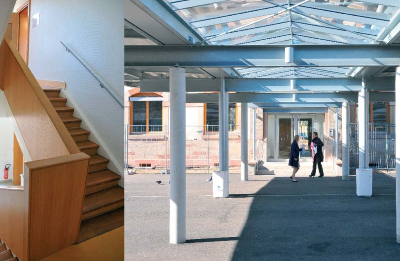 Coût de construction: 3,10M€ H.T. - SHON: 3951 m2