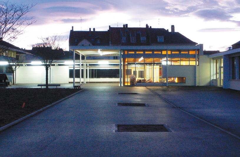 Coût de construction: 2,10M€ H.T. - SHON: 2355 m2