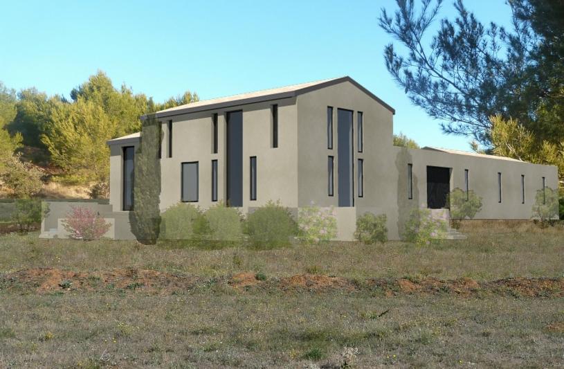 Laurent corneaux architecte ordre des architectes for Habitation neuve