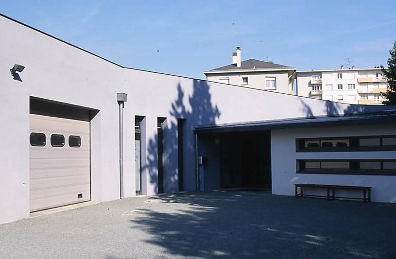 Agence d 39 architecture sophie seigneurin angers cedex 02 for Architecte maine et loire