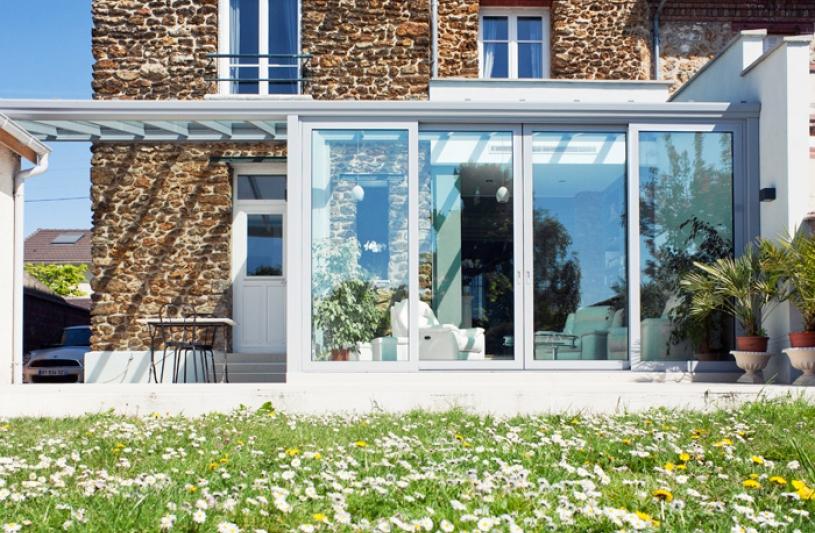 Sophie nicolas architecte ordre des architectes for Architecte extension maison 92