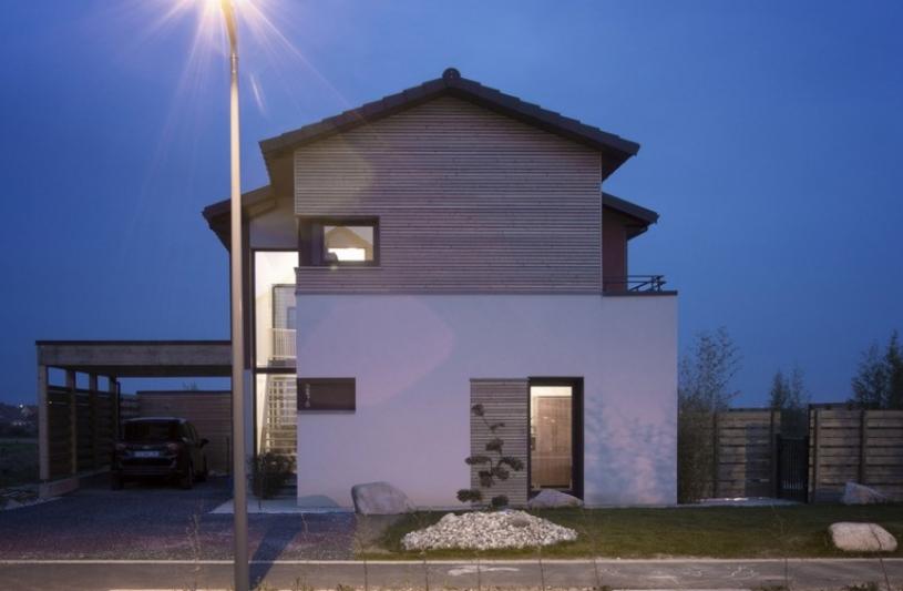 Plan b ordre des architectes for Commercial maisons individuelles