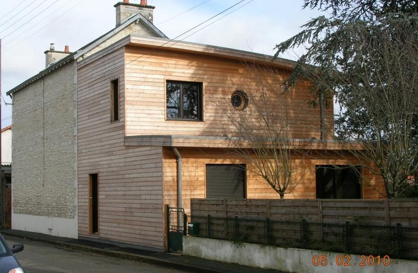 claveau thierry architecte d p l g poitiers vienne ordre des architectes. Black Bedroom Furniture Sets. Home Design Ideas