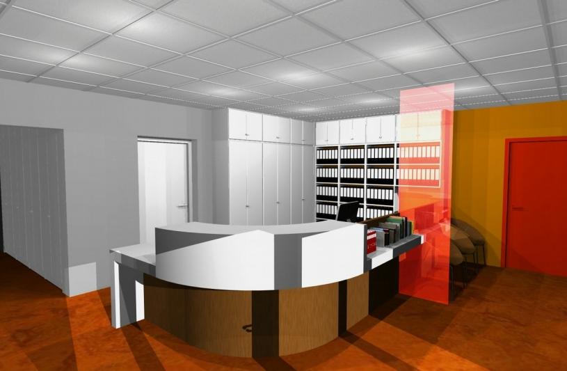 Atelier dune sarl d 39 architecture ordre des architectes - Cabinet medical poitiers ...