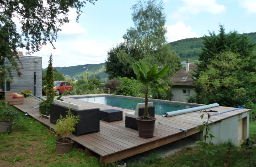 Cl o ch telet architecte besancon doubs ordre des for Piscine a chatelet