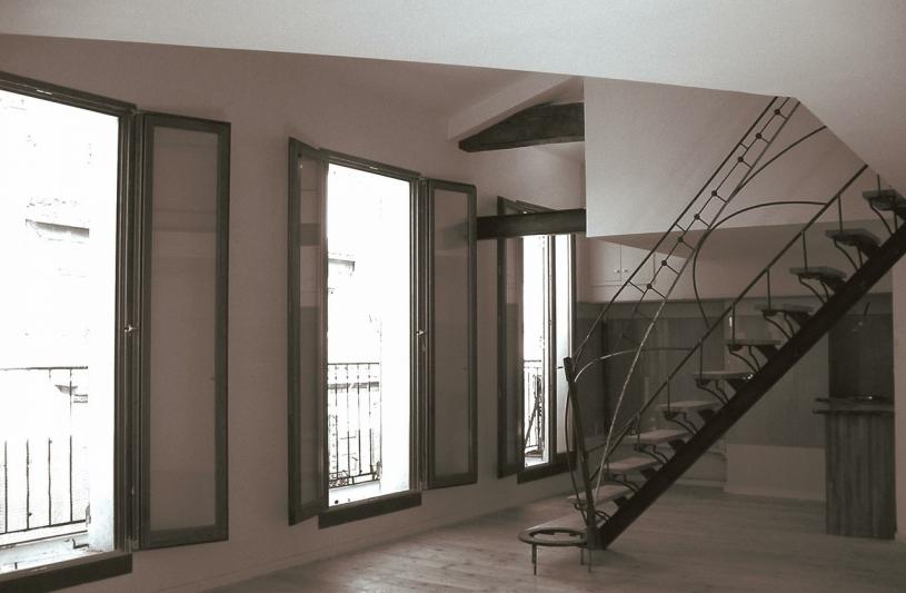 beno t s journ digne les bains alpes de haute provence ordre des architectes. Black Bedroom Furniture Sets. Home Design Ideas