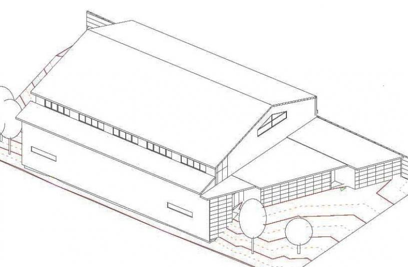 Archi mont d 39 or st cyr au mont d 39 or rh ne ordre des architectes - Mont d or four ...