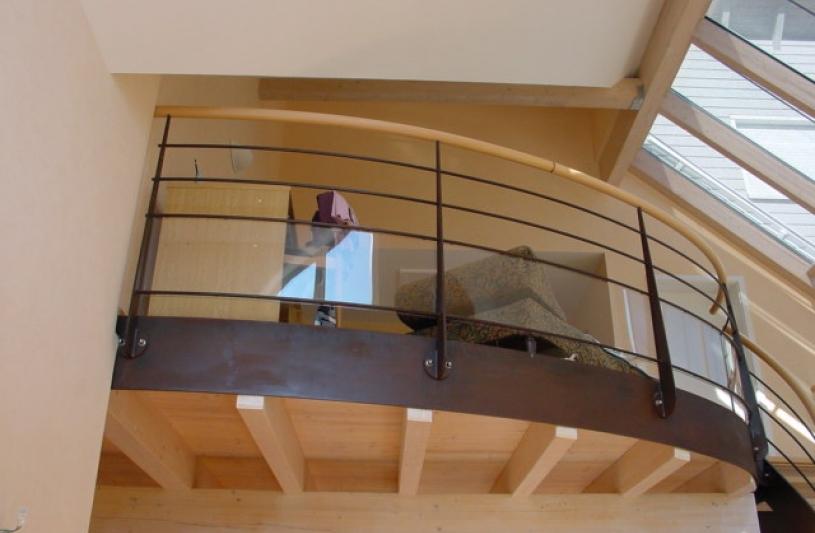 maison bioclimatique solaire matériaux écologiques chanvre ossature bois naturel alsace haut-rhin