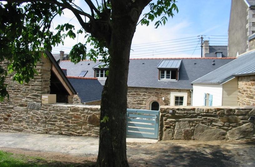 Rénovation 2 logements habitat adapté