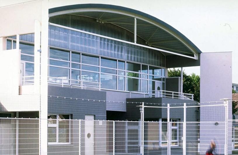 Gravayat michel catherine ordre des architectes for Centre de loisirs yvelines