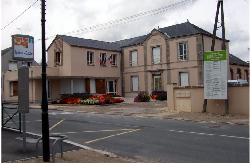 mairie Bouzy