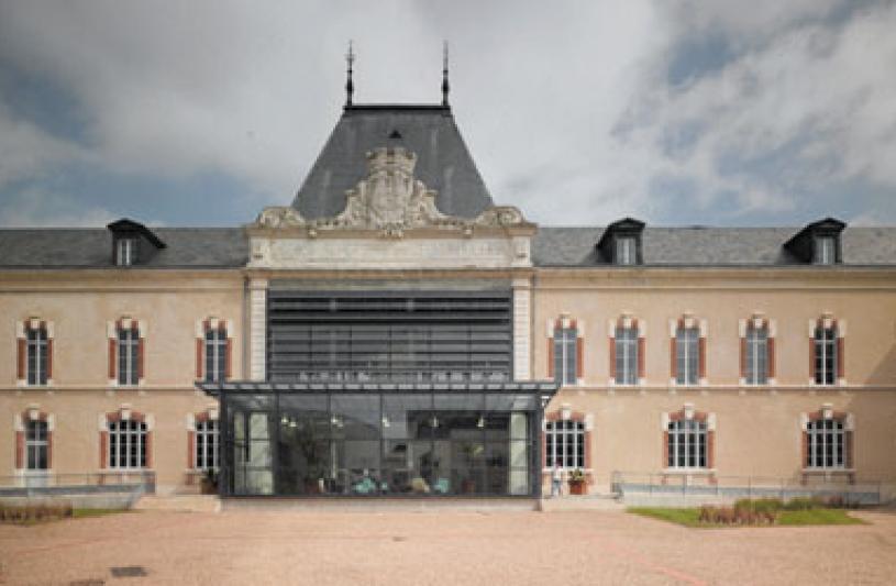 Atelier b penneron architectes tours indre et loire for Ordre des architectes centre
