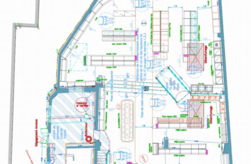 Plan b ordre des architectes for Ordre d architectes